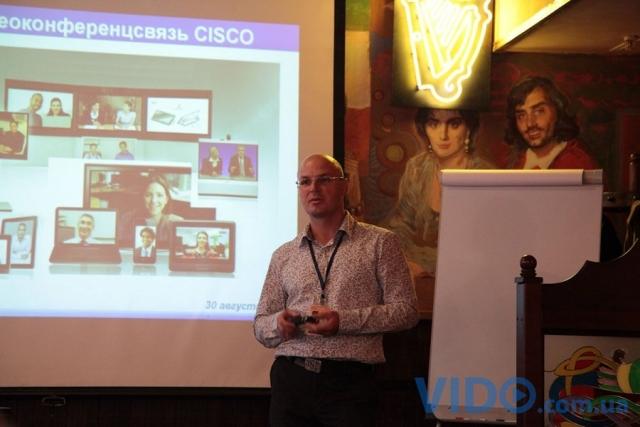 Партнерская конференция ERC: продукты и решения Cisco