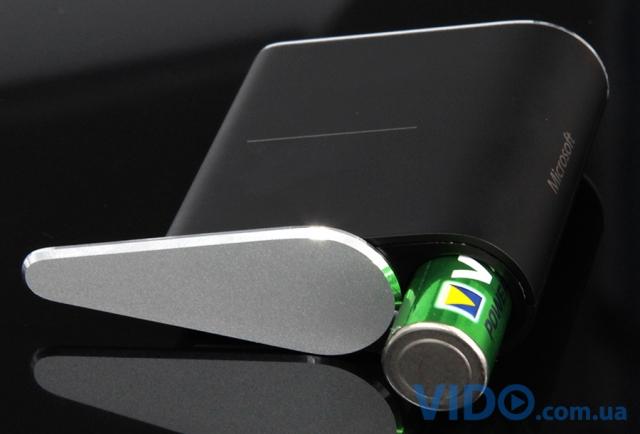 Microsoft Wedge Touch Mouse: компьютерная мышь с очень необычным дизайном
