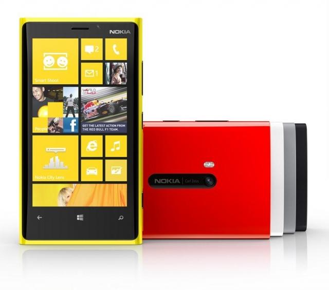Nokia Lumia 920 останется без слота для MicroSD