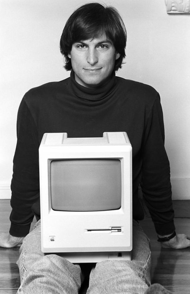 Опубликованы неизвестные фото Стива Джобса