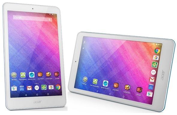 Acer анонсировал игровой Acer Predator Tablet и два новых планшета с 4-ядерным чипом Intel Atom