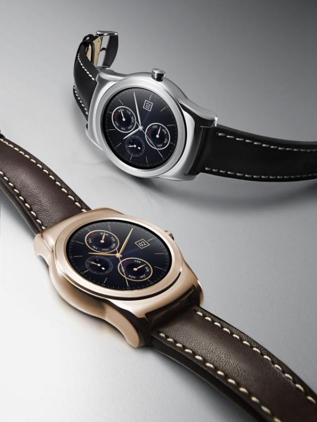 Часы LG Watch Urbane на обновленной ОС Android Wear