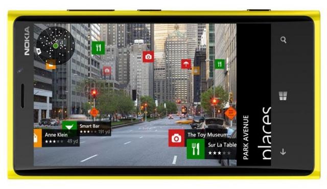 Nokia Maps – старый козырь новых телефонов Lumia