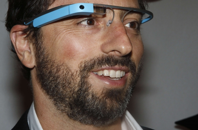 Google Glass в модном проекте на New York Fashion Week