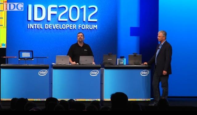 IDF 2012: Intel внедряет технологию голосового управления