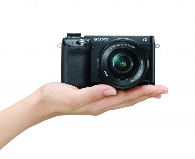 NEX-6 от Sony – вся мощь зеркальной камеры у тебя в кармане