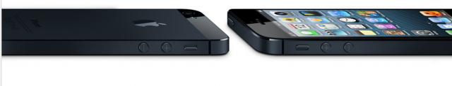 """iPhone 5 """"самый тонкий смартфон в мире"""" - можно оспорить?"""