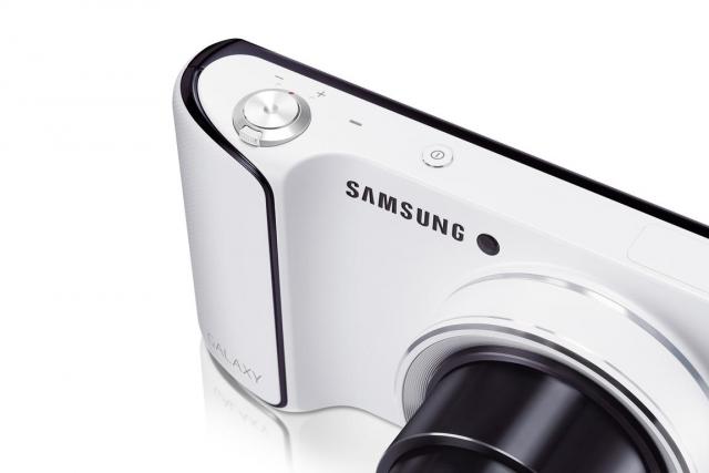Samsung GALAXY Camera: Android 4.1 Jelly Bean и беспроводные коммуникации