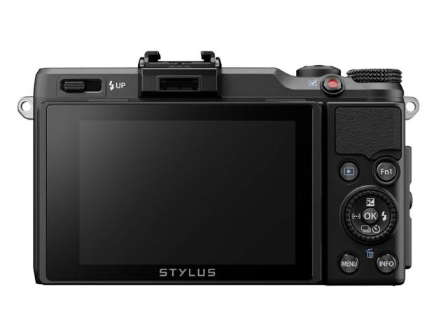 Камера Olympus ZX-2 анонсирована на Photokina 2012