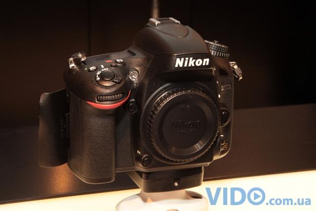 Photokina 2012: Nikon D600 – самая горячая новинка от Nikon