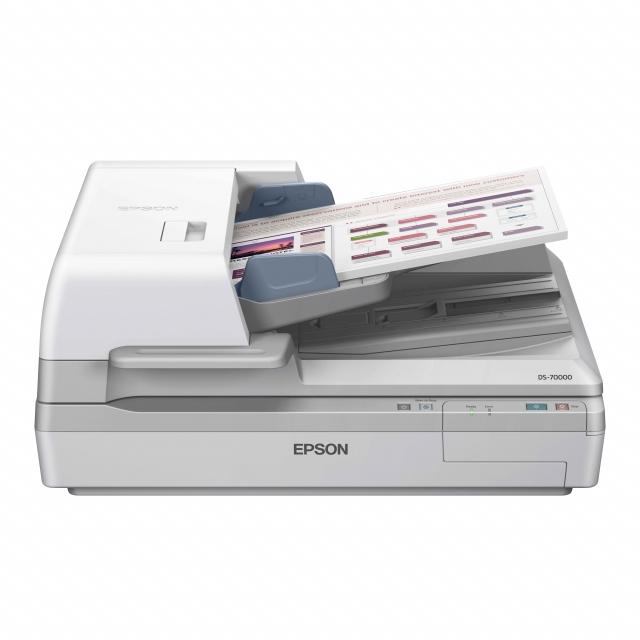 Epson: быстрое и эффективное сканирование документов А3