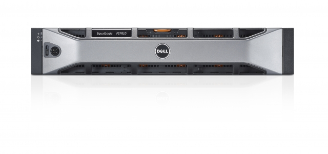 Equallogic  FS7600 и FS7610: новые решения Dell для унифицированного хранения данных