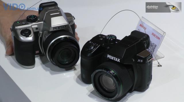 Новинка! Pentax X-5 – ультразум с 26-кратной оптикой