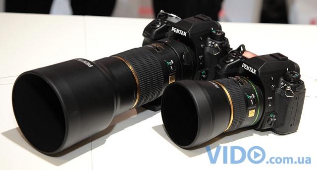 Photokina 2012: Pentax K-5 II и K-5 IIs – новые флагманы