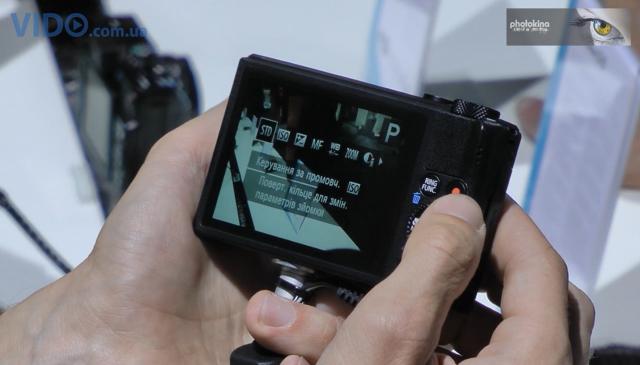 Canon PowerShot S110 – c Wi-Fi и GPS