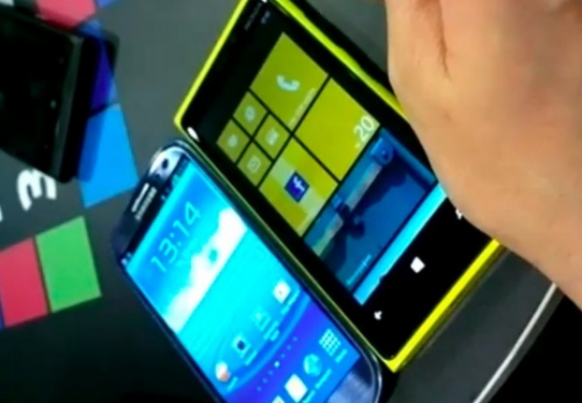 Samsung Galaxy S3 против Nokia Lumia 920 фотографируем в условиях плохой освещенности и без вспышки