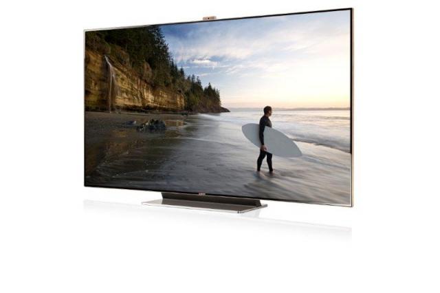 Самый большой LED-телевизор Samsung с диагональю 75 дюймов в Украине