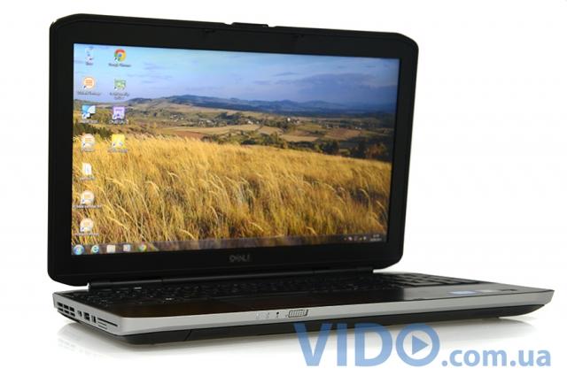 Dell Latitude E5530: прочный, надежный, практичный
