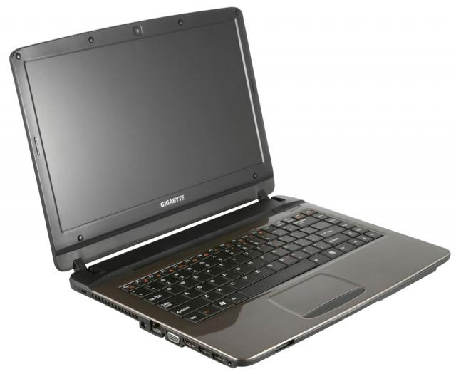 Q2440 – компактный ноутбук от Gigabyte