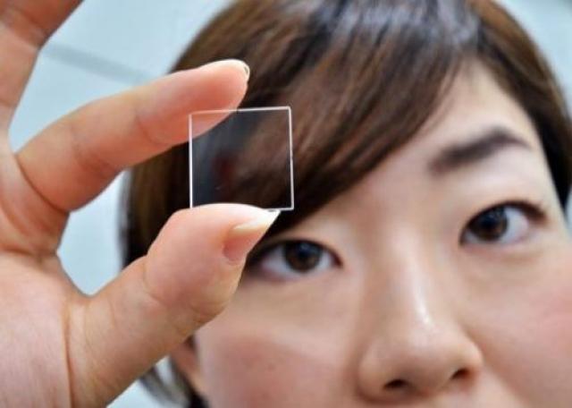 Концепт вечной флешки от Hitachi – данные в стекле
