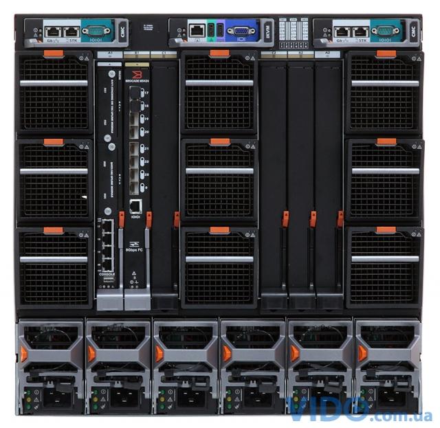 Обзор блейд-сервера Dell PowerEdge M620