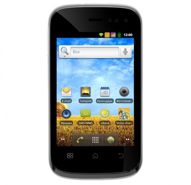 Новый доступный Fly IQ256 Vogue с ОС Android