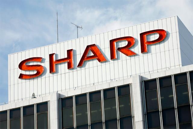 Sharp начала производство 5-дюймовых экранов с разрешением 1080р