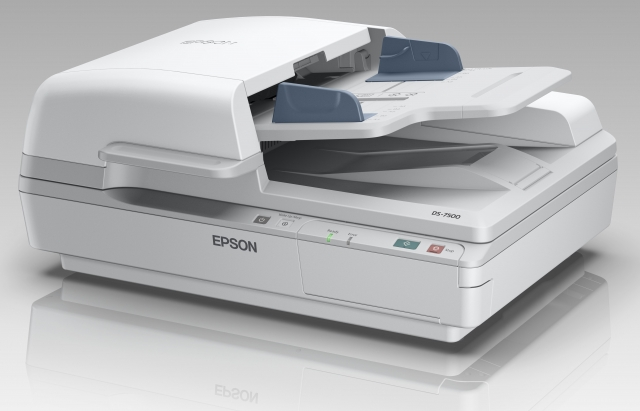 Бизнес-сканеры Epson WorkForce DS