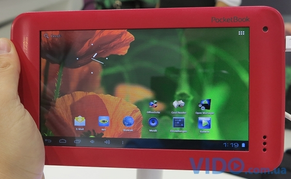 PocketBook SURFpad – один из первых планшетов с Yandex.Store