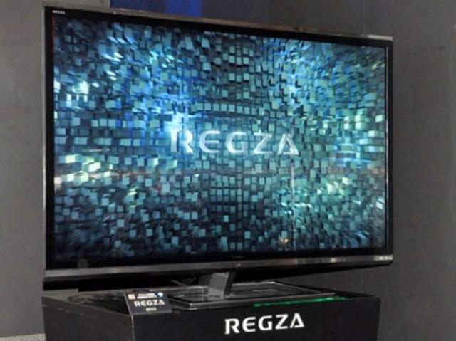 Toshiba представляет свои новые телевизоры 4K REGZA HDTV