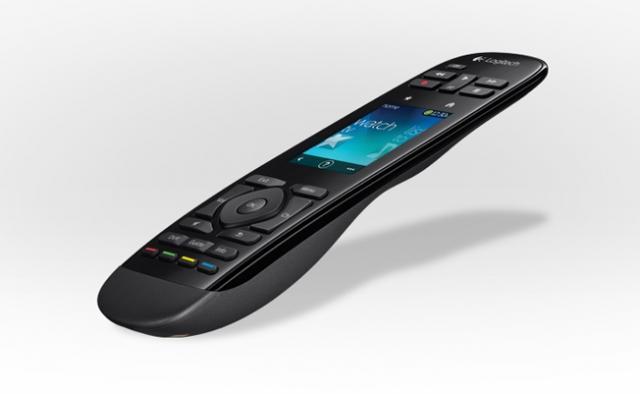 Универсальный пульт Logitech Harmony Touch с сенсорным экраном