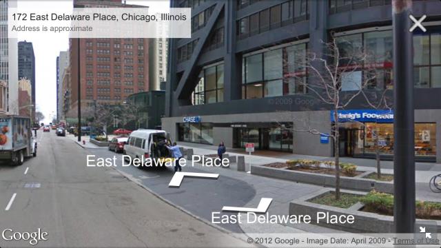 Сервис уличных панорам на картах Google теперь и в мобильных устройствах!