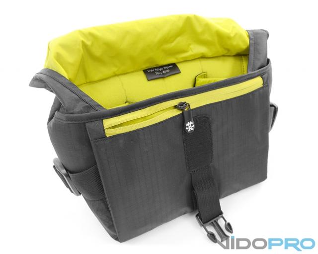 Обзор сумки Crumpler Light Delight Hipster Sling 4000: больше, чем кажется