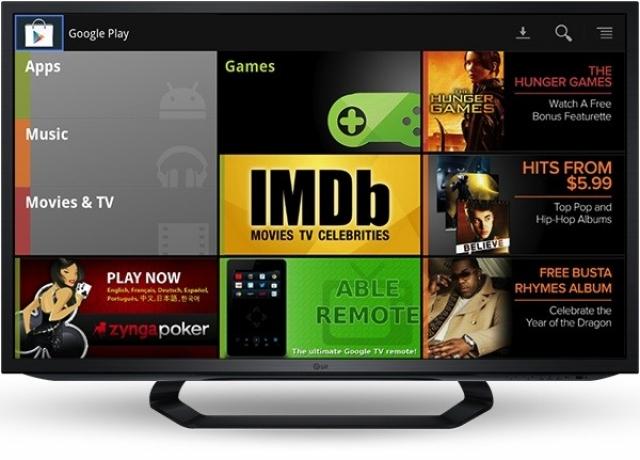 У Google TV появится свой собственный магазин