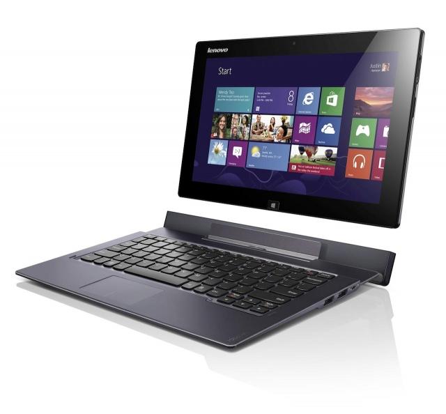 Новые планшеты и ноутбуки от Lenovo – встречаем Windows 8!