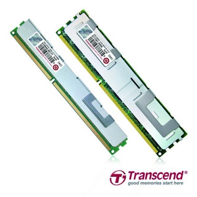 Новые модули регистровой памяти DDR3 Transcend на 32 Гб и 16 Гб