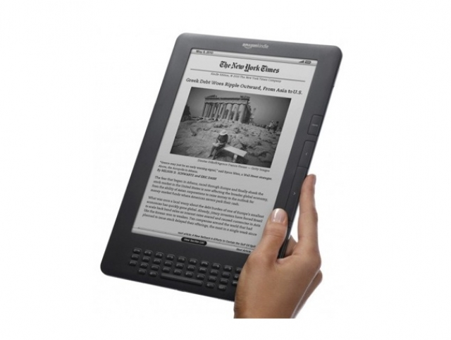 Amazon отзывает из продажи Kindle DX