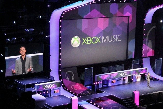 Анонсирован Xbox Music для Windows 8, iOS и для Android