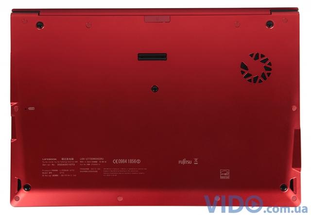 Fujitsu Lifebook U772: стильный бизнес-ультрабук