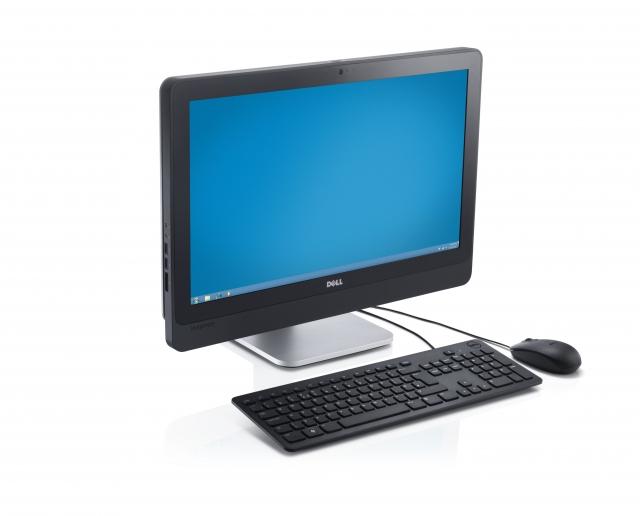 Обновленные компьютеры Dell на Windows 8