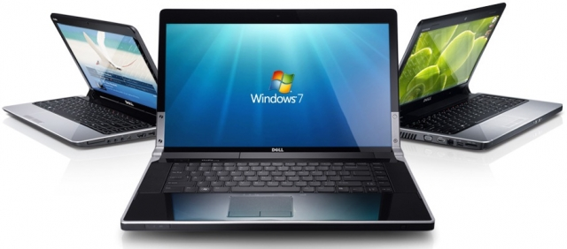 Dell будет продолжать выпуск устройств, работающих на базе Windows 7