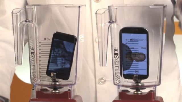 Самый надежный тест для iPhone 5 и Samsung Galaxy S3