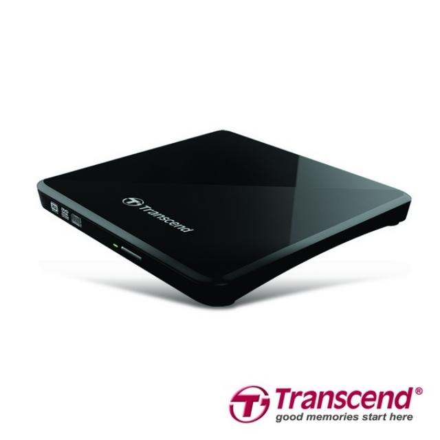 Самый тонкий в истории портативный пишущий CD/DVD привод Transcend