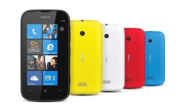 Nokia Lumia 510 выходит с Windows Phone 7.5 на борту