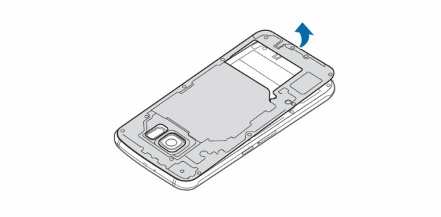 Батарею Galaxy S6 можно будет извлечь при желании