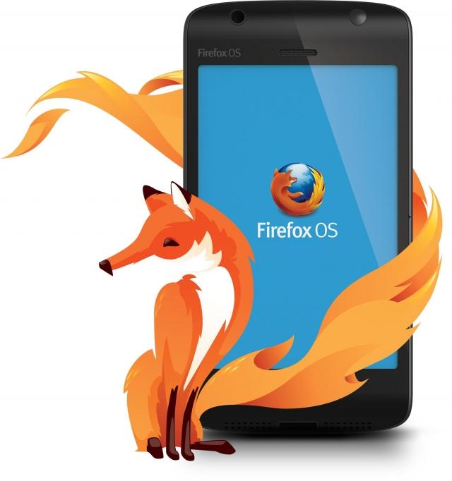 MWC 2014: LG Fireweb – один из первых смартфонов под управлением ОС Mozilla Firefox