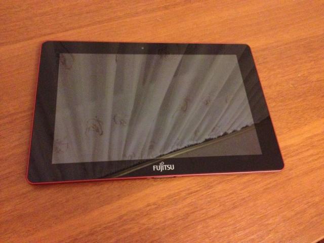 Небольшой отчет о владении планшетом Fujitsu M53200MPAD1