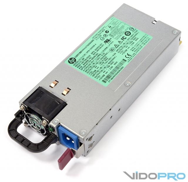 Обзор стоечного сервера HP ProLiant DL580 Gen8