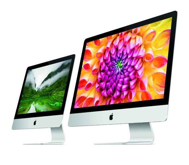 Новый супертонкий iMac. Впечатляет!