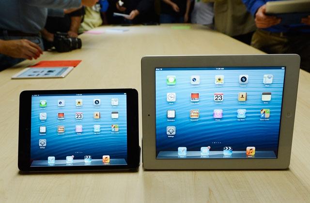 iPad Mini от Apple теперь реальность!